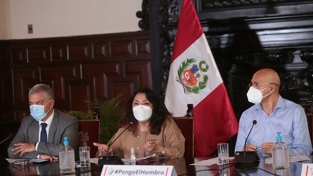 Gobierno de transición y emergencia anuncia nuevas medidas para hacer  frente a la pandemia | Gobierno del Perú