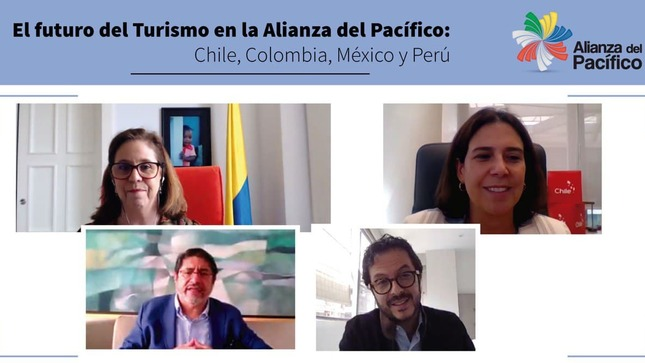 """Webinar """"El Futuro del Turismo en la Alianza del Pacífico"""""""