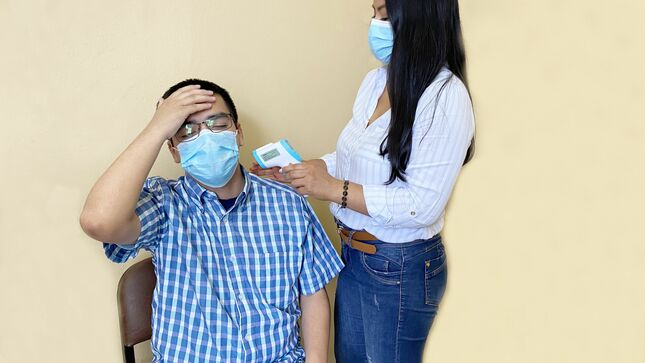 DENGUE: Paciente con fiebre alta debe ser evaluado en un Centro de Salud