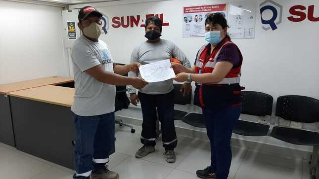 SUNAFIL logra que empresa efectúe los aportes a la AFP por pensiones  en favor de 23 trabajadores de construcción civil de Loreto