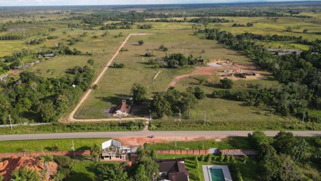 GOREU entrega terreno a Ministerio de la Producción para construcción del Parque Industrial de Pucallpa