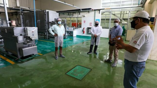ITP red CITE moderniza servicios de ahumado y refrigerado para el sector pesquero