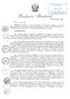 Vista preliminar de documento Texto Único de Procedimientos Administrativos (TUPA) del Instituto Nacional de Radio y Televisión del Perú