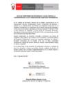 Vista preliminar de documento Acta de Compromiso de Integridad y Lucha Contra la Corrupción de la Alta Dirección del Despacho Presidencial