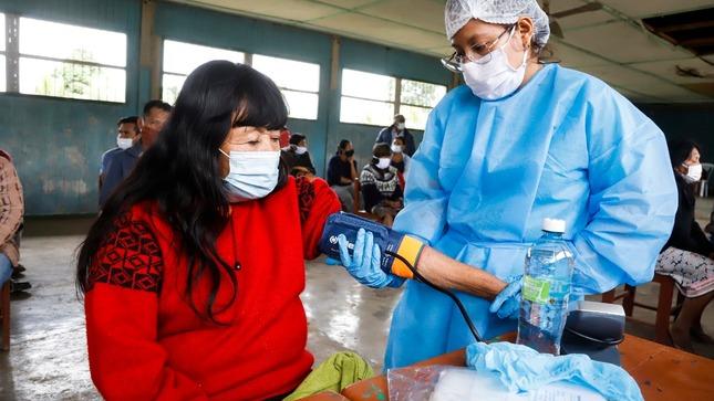 Ministerio de Cultura realizará foro internacional sobre principales retos para la vacunación de los pueblos indígenas en Región Amazónica