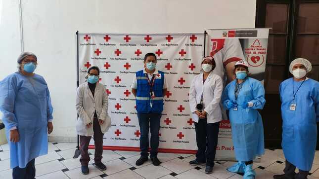 Donación de sangre: Hospital Loayza y Cruz Roja peruana unen fuerzas en la recolección de valioso tejido