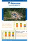 Vista preliminar de documento Boletín Mensual de Gas Natural Marzo 2021 - DSGN