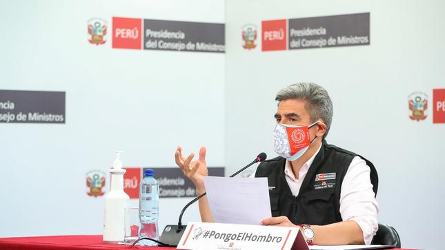 Dosis de vacunas contra la COVID-19 que llegaron al Perú superan los dos millones