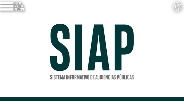 FMP pone en marcha Sistema Informativo de Audiencias Públicas