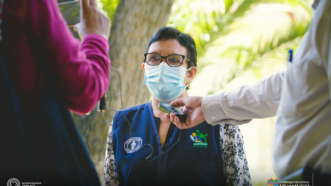 Huánuco: VACUNACIÓN CONTRA LA COVID-19 PARA ADULTOS MAYORES INICIARÁ EN ZONAS RURALES