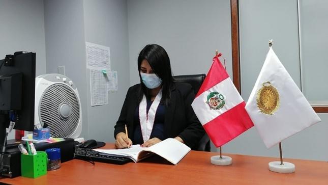 Ordenan cadena perpetua contra mujer que abusó de una menor en el Callao