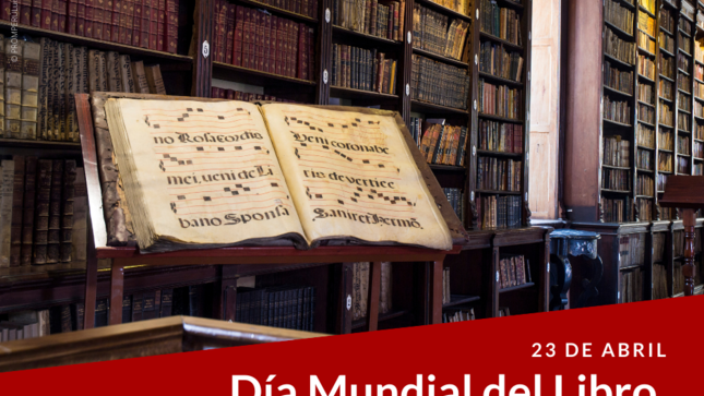 La Embajada del Perú en México los invita a celebrar el Día Mundial del Libro