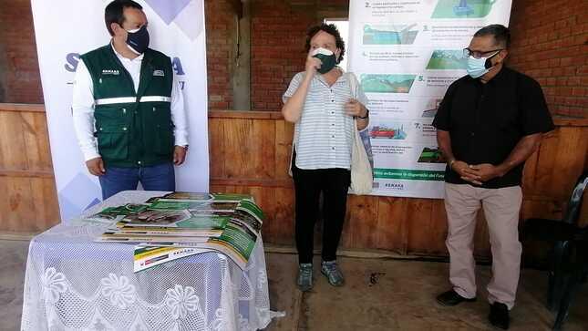 MIDAGRI y productores de banano fortalecen acciones de control del Fusarium en Piura