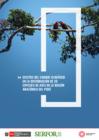Vista preliminar de documento Efectos del cambio climático en la distribución de 20 especies de aves de la región amazónica del Perú