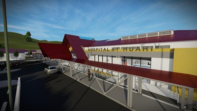 Áncash: se aprueba expediente técnico para iniciar construcción del Hospital de Huari