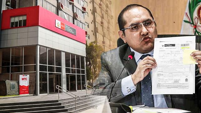 """Procuraduría del MTC evita que el Estado pague más de 7 millones a consorcio integrado por empresas vinculadas al """"Club de la Construcción"""""""