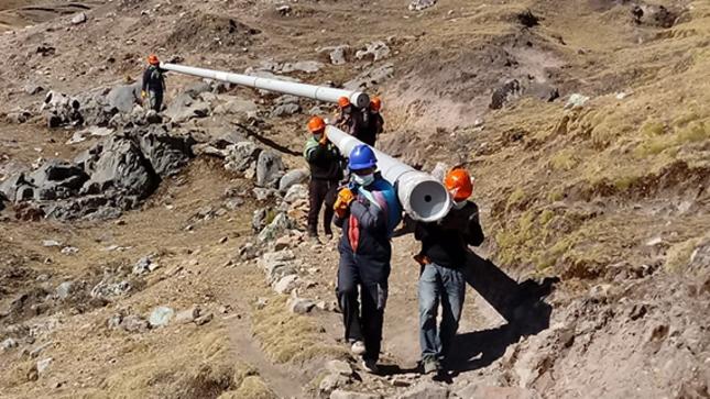 Gobierno Regional Cusco electrificó 46 localidades en la provincia de Canchis