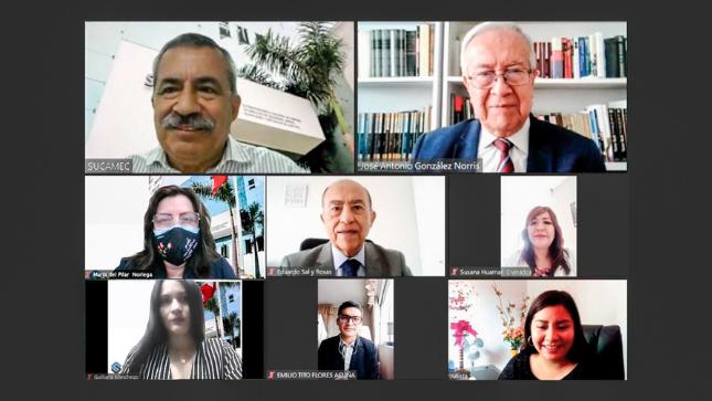 Sucamec busca integrarse a catálogo internacional de intercambio de cooperación técnica