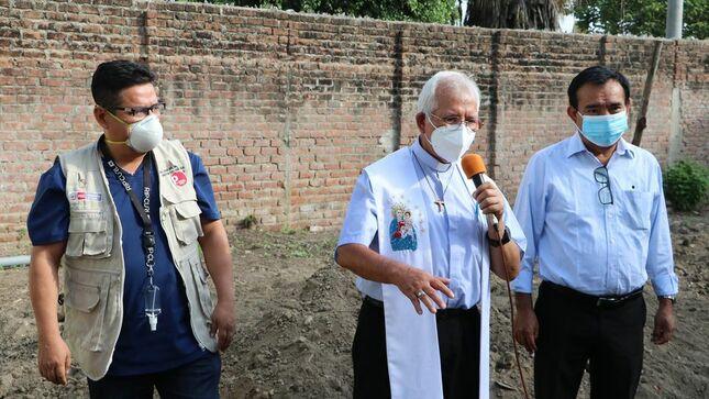 Iniciarán con la construcción de local donde se instalará la planta de oxígeno para Chulucanas