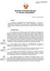 Vista preliminar de documento Plan Operativo Institucional Multianual (POI) 2022 - 2024