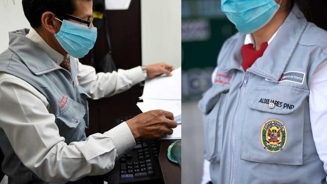 Mininter lanza convocatoria para 153 puestos de auxiliares de Policía