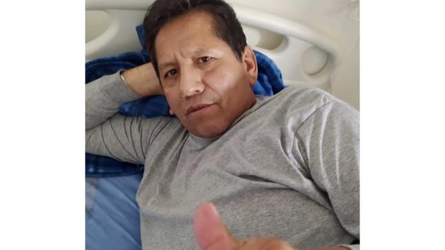 ¡De vuelta a casa! Paciente del distrito de La Victoria gana la batalla contra la COVID-19 en la Unidad de Cuidados Intensivos