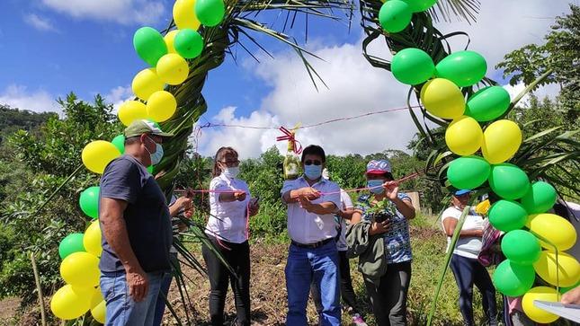 PROVRAEM apertura actividades del Proyecto Agricultura Familiar en Aurora Alta