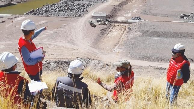 Identifican perjuicio de S/ 2 millones por irregularidades en estudios técnicos de la represa Pallallaje