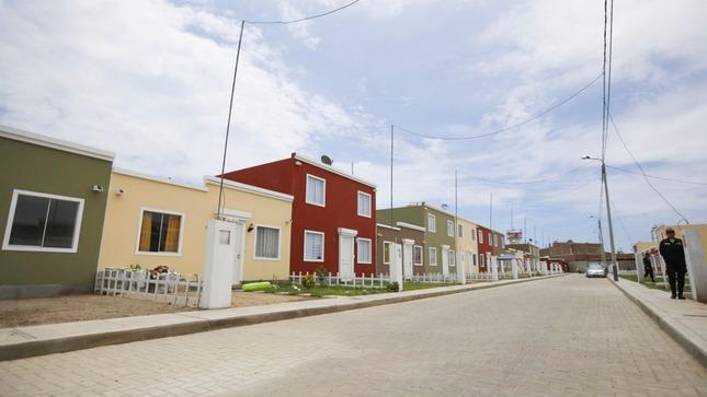 Hay cerca de 6600 viviendas disponibles de Techo Propio en departamentos de la macrorregión centro