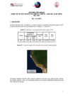Vista preliminar de documento Informe de sismo en Cañete del 29 de abril de 2021
