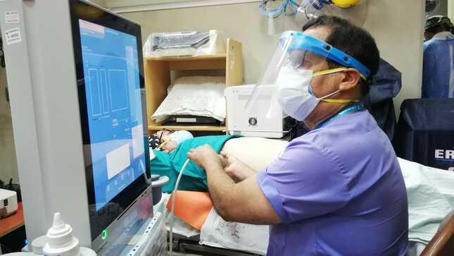 Hospital Loayza: Unidad de Hígado cumple 8 años de creación