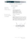 Vista preliminar de documento Nota de Sinceramiento - Planeamiento y Organización