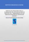 Vista preliminar de documento Estudios de Línea Base y Evaluación - Banco Interamericano de Desarrollo (BID)