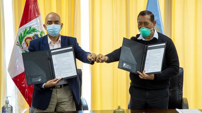 En el Callao, más de 100 mil personas con discapacidad podrán registrarse en el padrón nacional