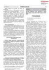 Vista preliminar de documento Decreto Supremo que aprueba el Plan Nacional de Acción del Café Peruano 2019-2030