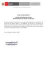 Vista preliminar de documento Viáticos Abril 2021 - Aviso Sinceramiento