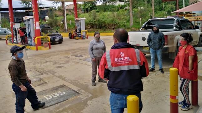 SUNAFIL logró que 336 trabajadores de la región Amazonas ingresen a planilla desde inicios de año