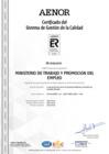 Vista preliminar de documento Certificación de Absolución telefónica y telemática de Consultas laborales