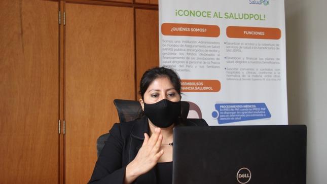 SaludPol capacita a más de 1200 alumnos de Escuelas Técnicas Policiales