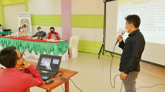 Municipalidad provincial destinará 50 mil soles en planes de negocio para jóvenes emprendedores