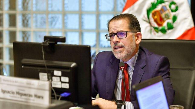 Celebración del I Mecanismo de Consultas Políticas entre Perú y Austria