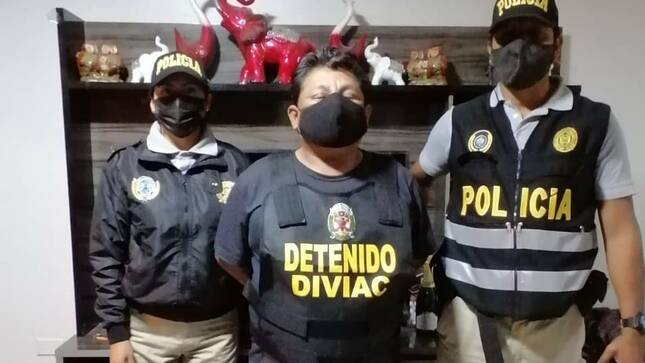 Policía Nacional desarticula red criminal que robaba vehículos y extorsionaba a propietarios