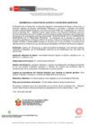 Vista preliminar de documento Resumen de la Solicitud de Acceso a los RECURSO GENÉTICOS
