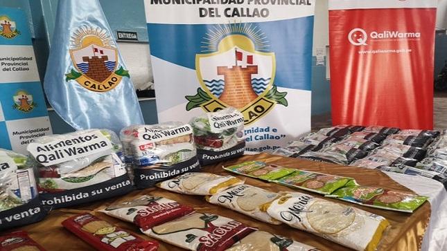 Midis Qali Warma lleva más de 76 toneladas de alimentos para vecinos de Ancón, Callao, Pachacamac y Santa Rosa