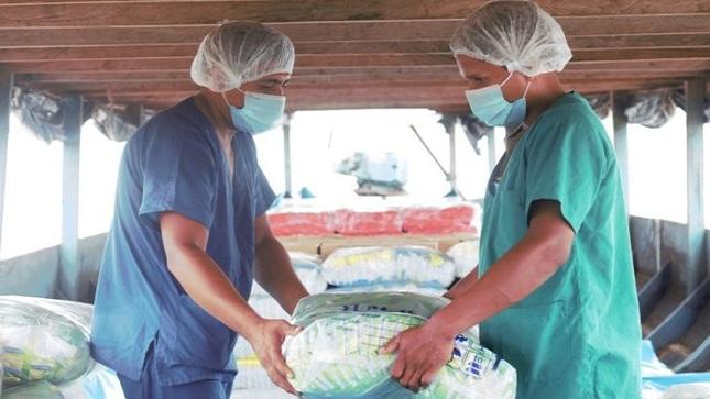 Ucayali: Qali Warma distribuye alimentos saludables para más de 130 000 escolares