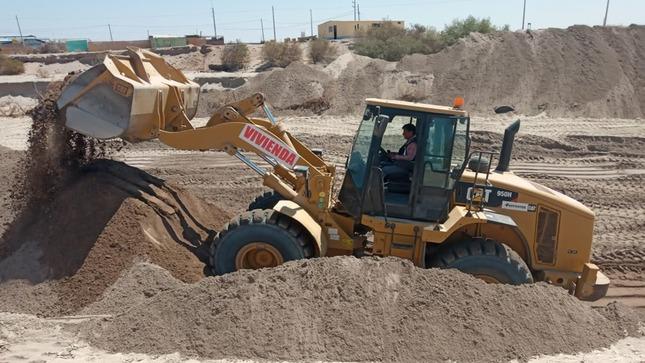 Tacna: Ministerio de Vivienda interviene río Callazas y distribuye agua potable en zonas de emergencia