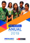Vista preliminar de documento Memoria Anual del Pronabec 2019