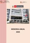 Vista preliminar de documento Memoria Anual del Ministerio de Trabajo y Promoción del empleo correspondiente al año 2020