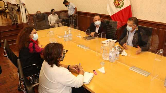 Plan de planificación del desarrollo para Pataz será replicado en todo el país