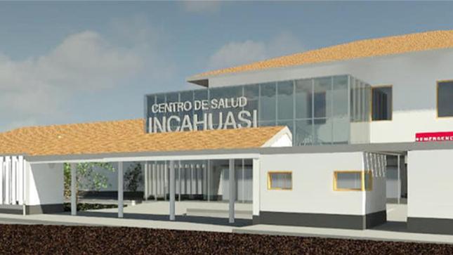 Lambayeque: Pronis aprueba expediente técnico para la construcción del nuevo Centro de Salud Incahuasi